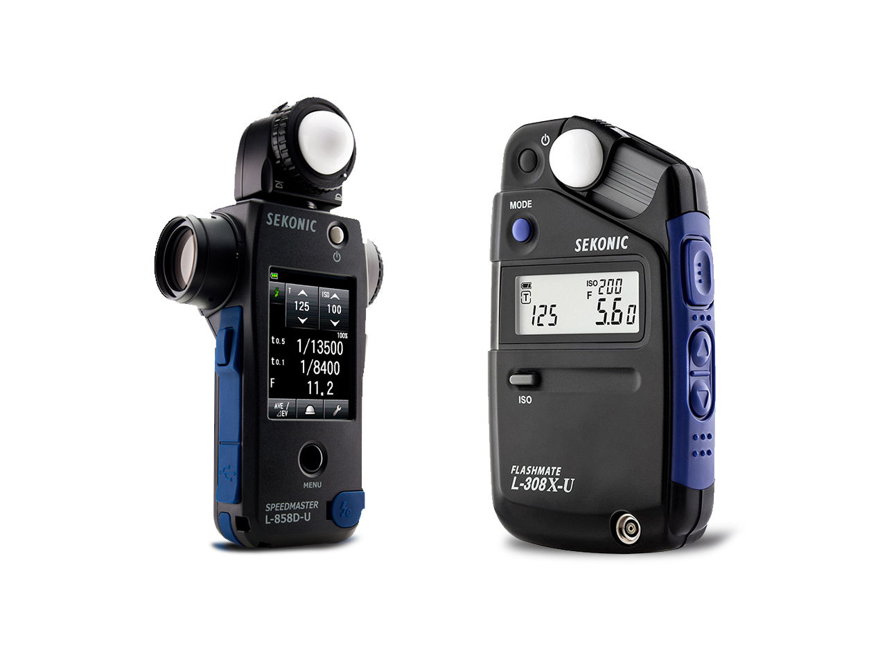 Picture for category Light meters