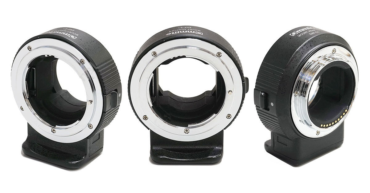 Picture for category Lens Mount Adapters