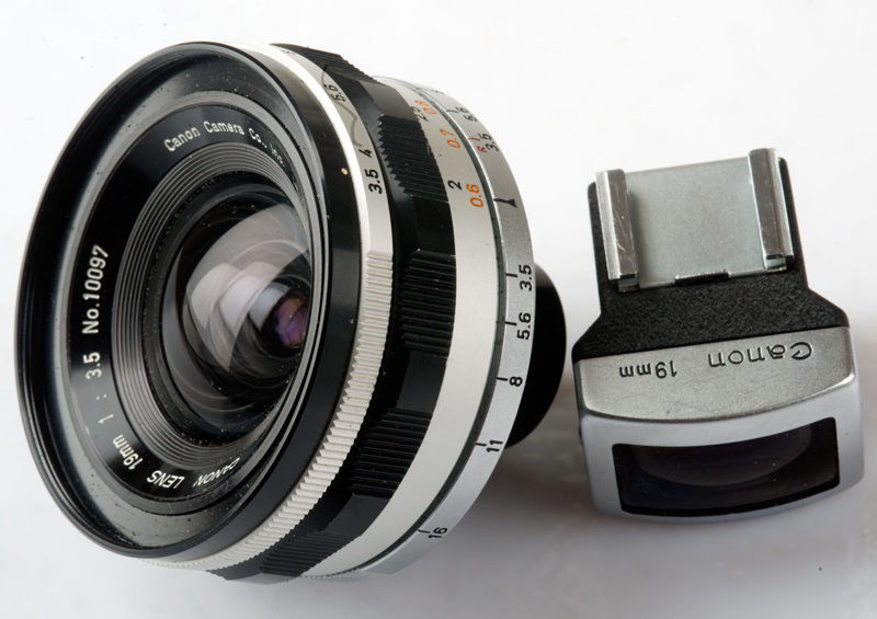 Picture for category Rangefinder Lenses
