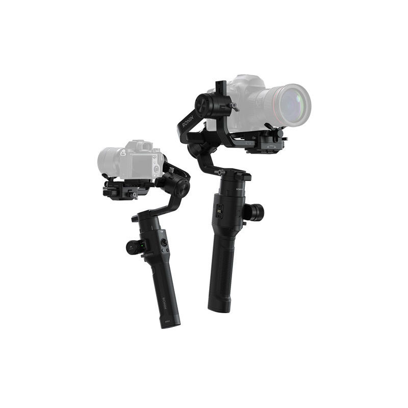 Picture for category Handheld Gimbal Stabilizers