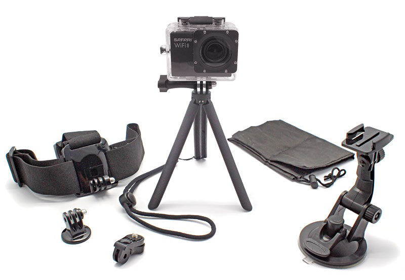 Picture for category Action Cameras & Accessories