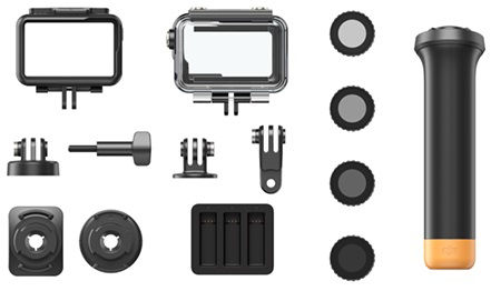 Picture for category Action Camera Accessories