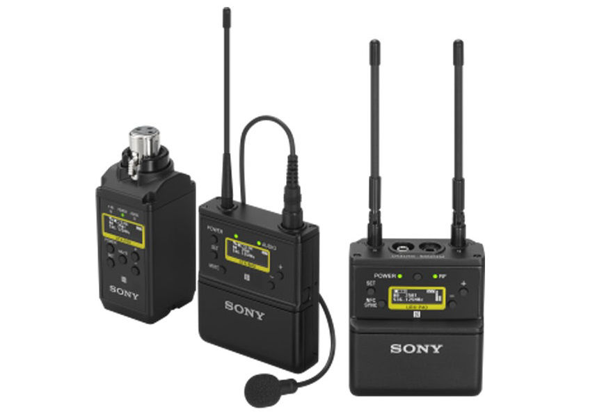 Picture for category Lavalier Wireless Microphone Sy