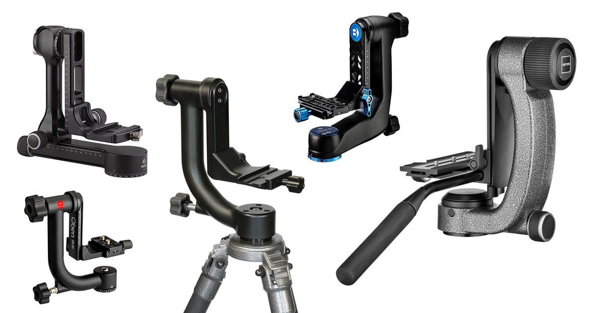 Picture for category Gimbal Heads