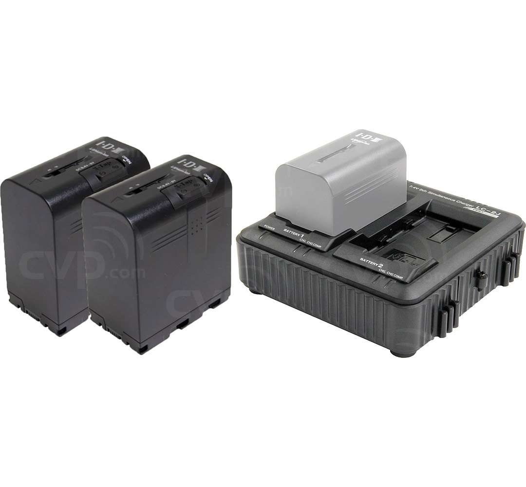 Picture for category Video Battery & Camcorder Charg