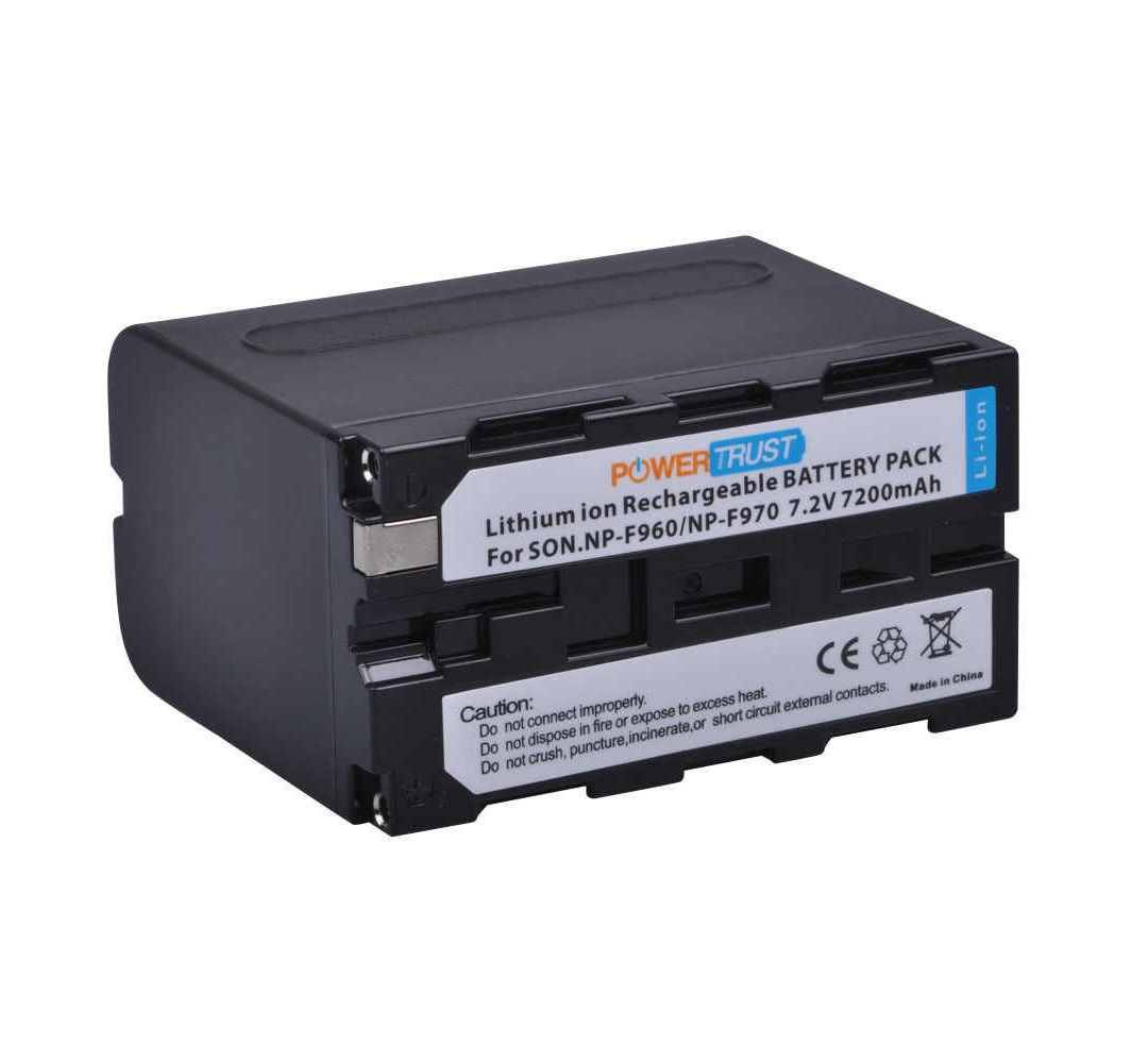 Picture for category Camcorder Batteries