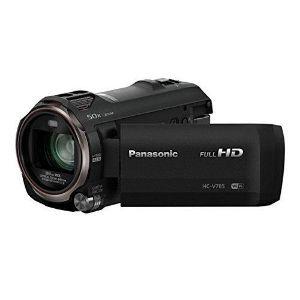 Picture of Panasonic HC-V785GW-K Consumer Camcorder (Black)