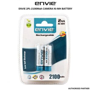 Picture of Envie 2PL-2100Mah Camera Ni-MH Battery