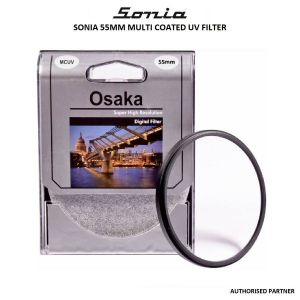 Picture of Sonia Filter MCUV-55 mm