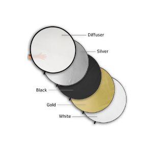 Picture of Powerpak 5 in 1 RFT05 Collapsible Photo Light Reflector 60 cm