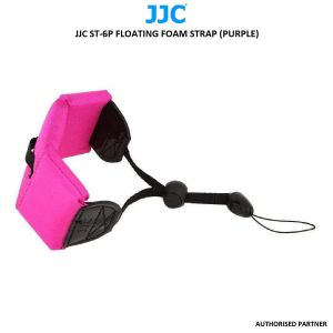 Picture of JJC ST-6 Purple Waterproof Floating Hand Strap