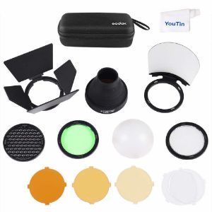 Picture of Godox AK-R1 Accessory Kit for H200R Round Flash Head & V1
