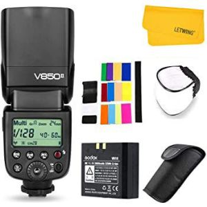 Picture of Godox VING V860IIF TTL Li-Ion Flash Kit for Fujifilm Cameras