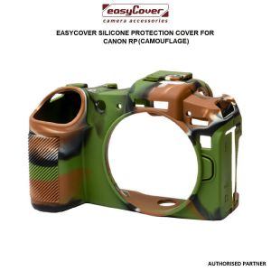 Picture of Easycover Silicone Protection Cover for Canon RP (Camouflage)