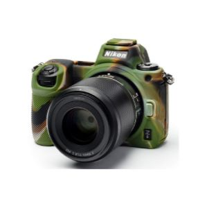 Picture of easyCover Silicone Protection Cover for Nikon Z6/Z6 II or Z7 (Camouflage)