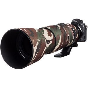 Picture of Easycover Oak For Nikon 200-500mm Brown Camo