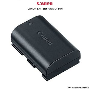 Picture of Canon LP-E6N Lithium-Ion Battery Pack