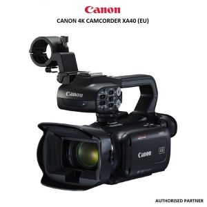 Picture of Canon XA40 Professional UHD 4K Camcorder