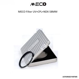Picture of MECO 58MM UV+CPL+NDX FILTER