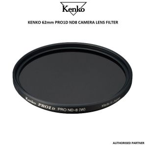 Picture of Kenko 62mm Pro 1D ND8 Slim Camera Lens Filters
