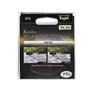 Picture of Kenko 77mm Smart ND8 Camera Lens Filter