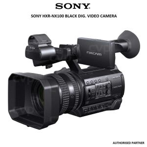 Picture of Sony HXR-NX100 Black Dig Video Camera