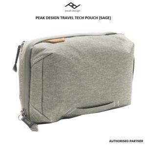Picture of Peak Design Travel Tech Pouch (Sage)