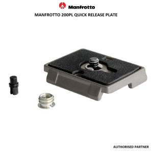 Picture of Manfrotto 200PL Plate