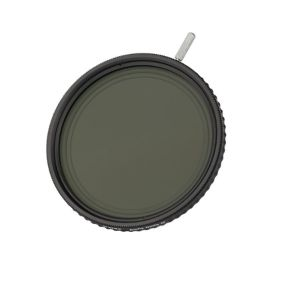 Picture of Haida 58mm NanoPro Variable Neutral Density 1.2 to 2.7 Filter (4 to 9-Stop)