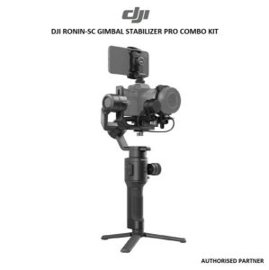 Picture of DJI Ronin-SC Gimbal Stabilizer Pro Combo Kit