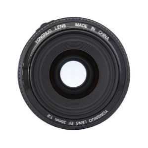 Picture of Yongnuo YN 35mm f/2 Lens for Canon EF