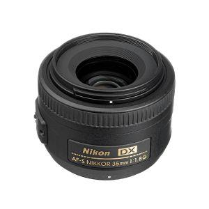 Picture of Nikon AF-S DX Nikkor 35 mm f/1.8G Prime Lens