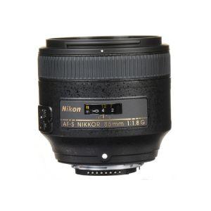 Picture of Nikon AF-S NIKKOR 85mm f/1.8G Lens