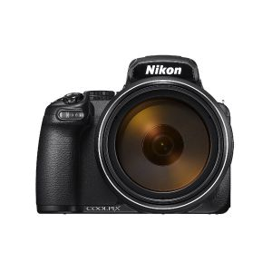 Picture of Nikon Coolpix P1000 Camera with 125X Optical Zoom (Black)