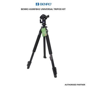 Picture of Benro A500FBH2 Universal Tripod Kit