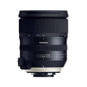 Picture of Tamron SP 24-70mm f/2.8 Di VC USD G2 Lens for Canon EF