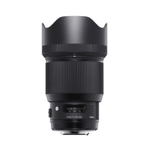 Picture of Sigma 85mm f/1.4 DG HSM Art Lens for Nikon F