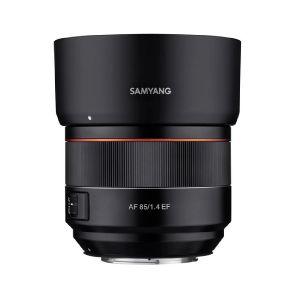 Picture of Samyang AF 85mm f/1.4 EF Lens for Canon EF