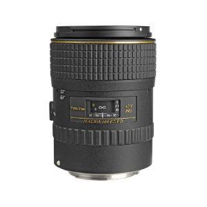 Picture of Tokina 100mm f/2.8 AT-X M100 AF Pro D Macro Autofocus Lens for Nikon AF-D
