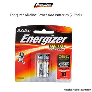 Picture of Energizer Alkaline Power AAA Batteries (2-Pack)