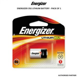 Picture of Energizer CR2 Lithium Battery