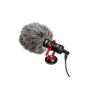 Picture of BOYA BY-MM1 Universal Cardiod Shotgun Microphone