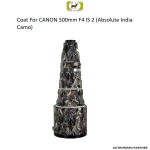 Picture of Coat For CANON 500mm F4 IS 2 (Absolute India Camo)