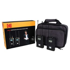Picture of KODAK UHF Wireless Microphone System WM2
