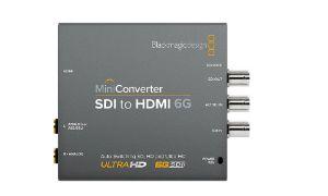 Picture of Blackmagic design: Mini converter SDI TO HDMI 6G(CONVMVSH4K6G)