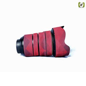 Picture of Coat For NIKKOR 24-70 VR 2   DEEP MAROON