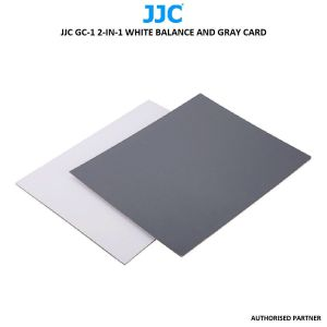 Picture of JJC 2 in 1 White Balance Grey Card GC-1