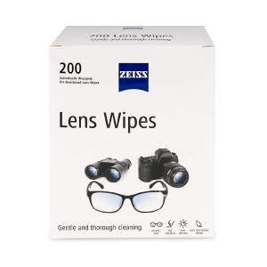 Picture of ZEISS Pre-Moistened Cleaning Cloths (Box of 200)