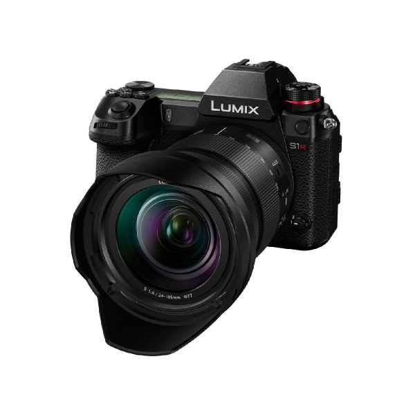 Picture of Panasonic Lumix DC-S1R Mirrorless Digital Camera with 24-105mm Lens