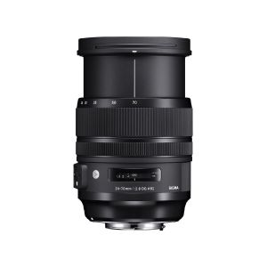 Picture of Sigma 24-70mm f/2.8 DG OS HSM Art Lens for Nikon F